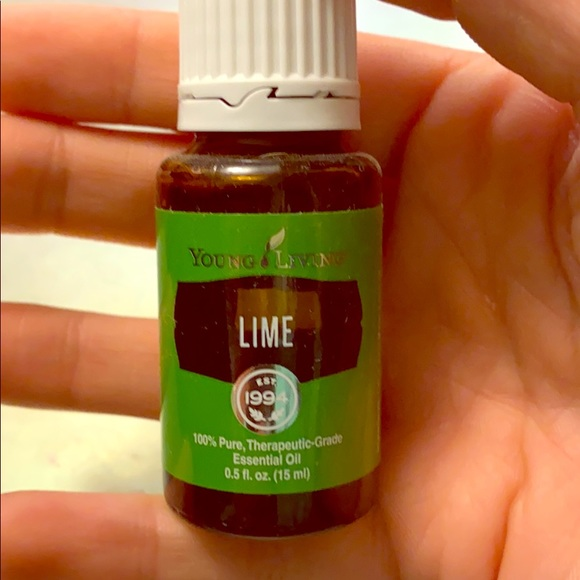 brand new Lime essential oil 15ml- sealed!